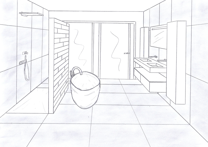 Pr sentation bath room - Agencement de salle de bain ...
