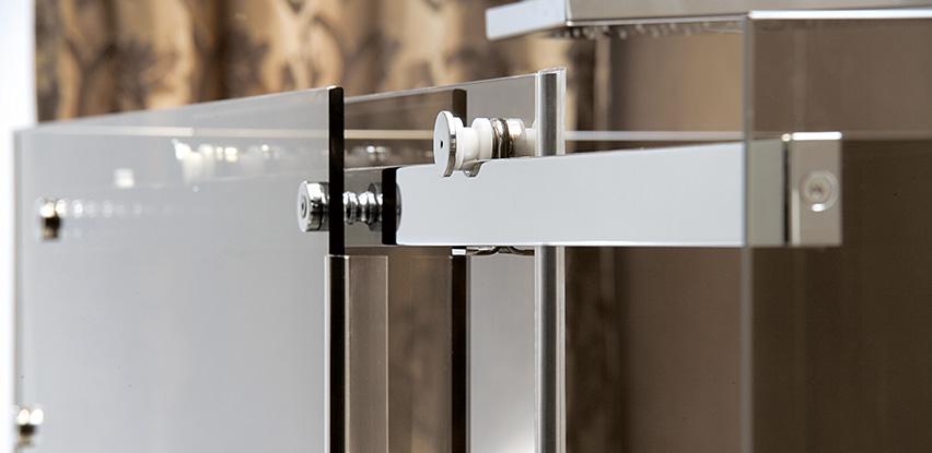 Douche Italienne De Salle De Bain BATH Room - Porte coulissante de douche