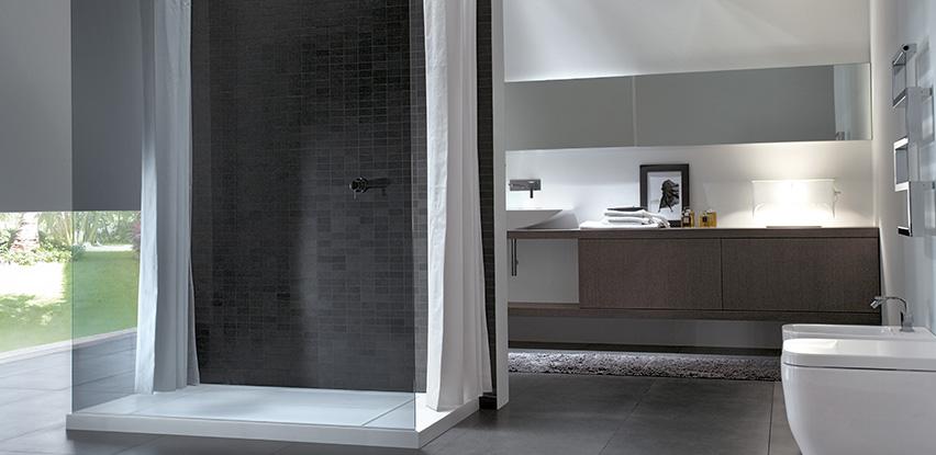 Douche Italienne De Salle De Bain - Bath Room
